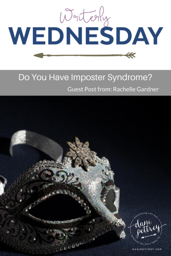 Writers Do You Have Imposter Syndrome