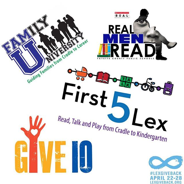 So many ways to get involved with early childhood education and youth programs in our city! Here are just a few offered through Fayette County Public Schools. Comment or tag programs below to share other ideas! #whatcanidowednesday #lexgiveback #sharethelex