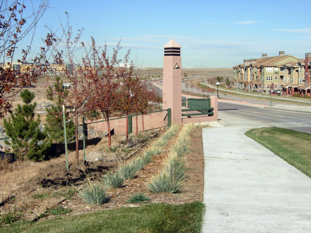 Plan West Compark