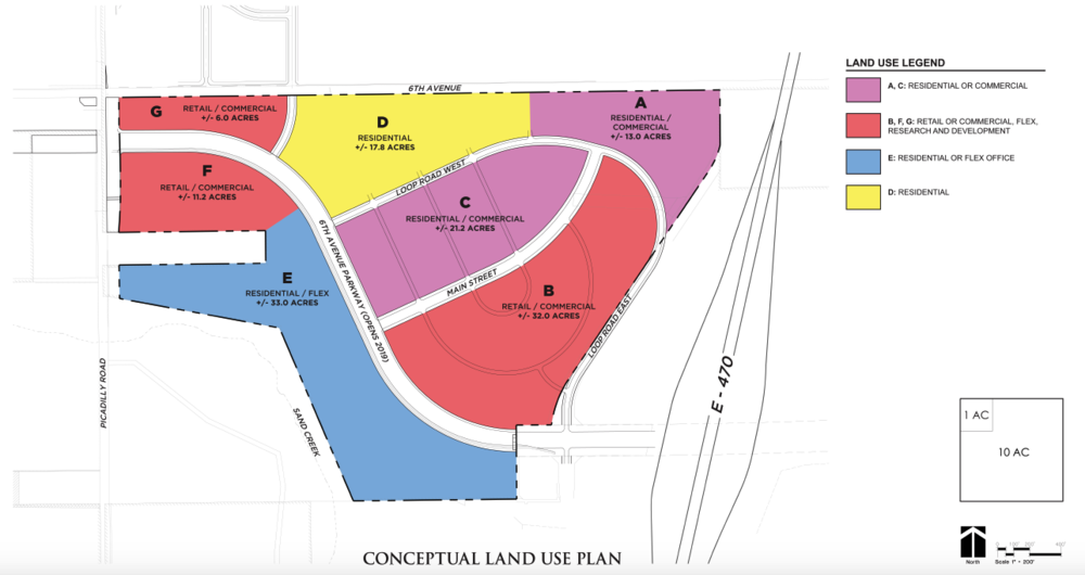 Plan West Aurora One