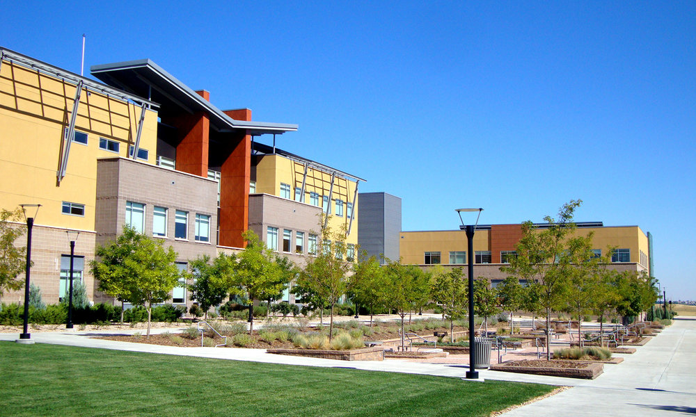 Plan West Rocky Vista University
