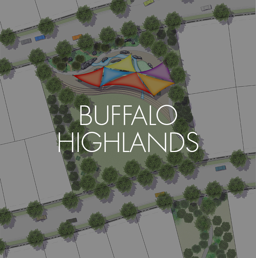 Plan West Buffalo Highlands