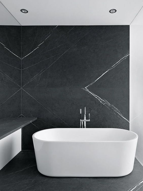 nero marquina everything. EVERYTHING.