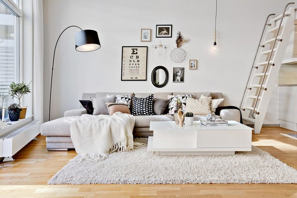 scandinavian design living room 1