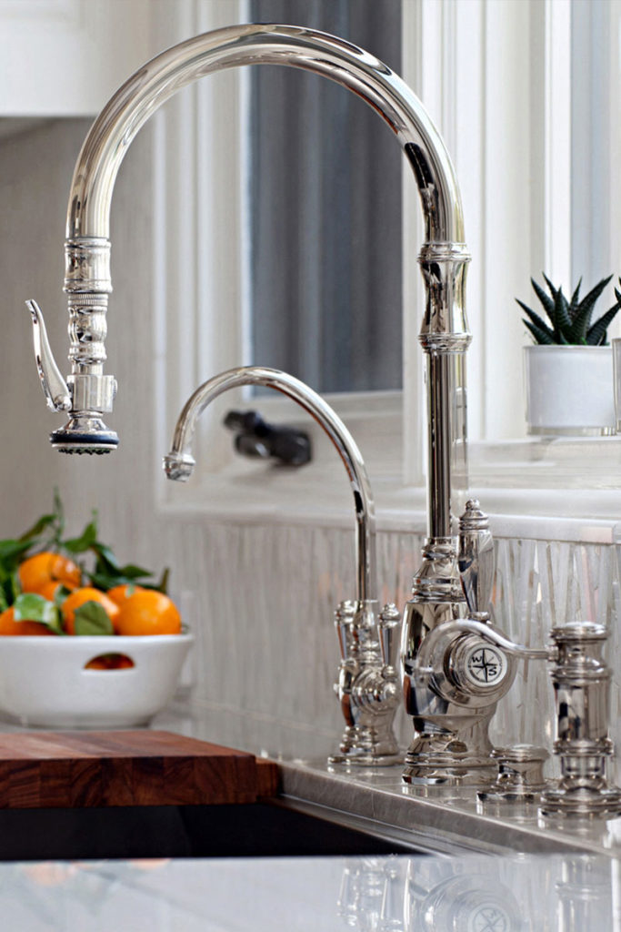 waterstone usa plp traditional suite in polished nickel - the ultimate guide to luxury plumbing by the delight of design