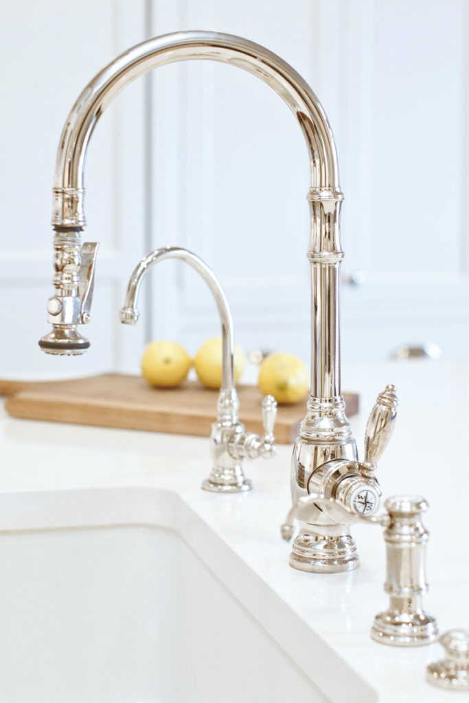 waterstone usa traditional small plp suite in polished nickel - the ultimate guide to luxury plumbing by the delight of design