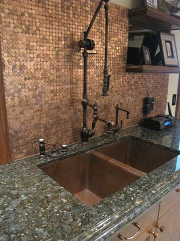 waterstone usa large traditional plp kitchen faucet with swing out arm in dark copper - the ultimate guide to luxury plumbing by the delight of design