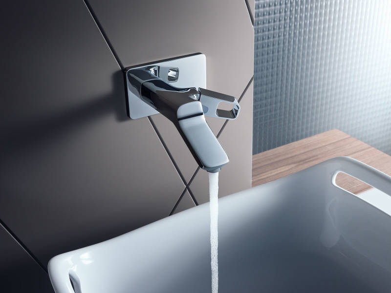 axor contemporary wall mount single handle lav faucet in polished chrome - the ultimate guide to luxury plumbing by the delight of design
