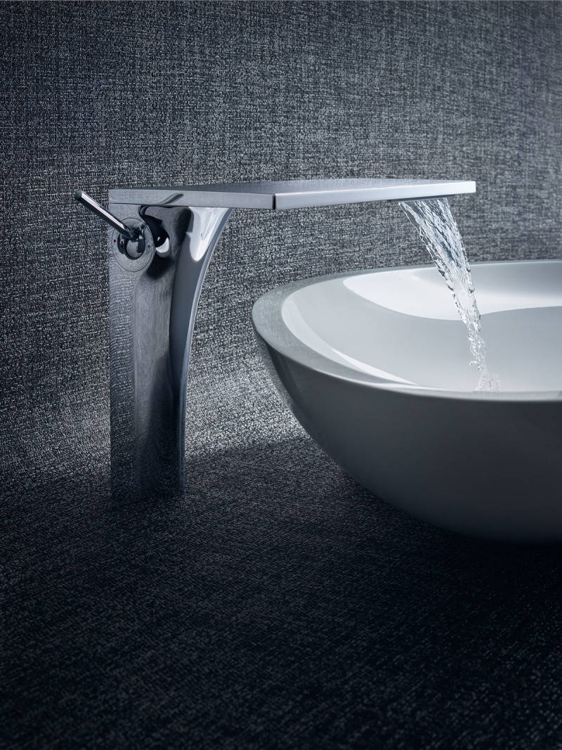 axor contemporary single hole lav faucet in polished chrome - the ultimate guide to luxury plumbing by the delight of design