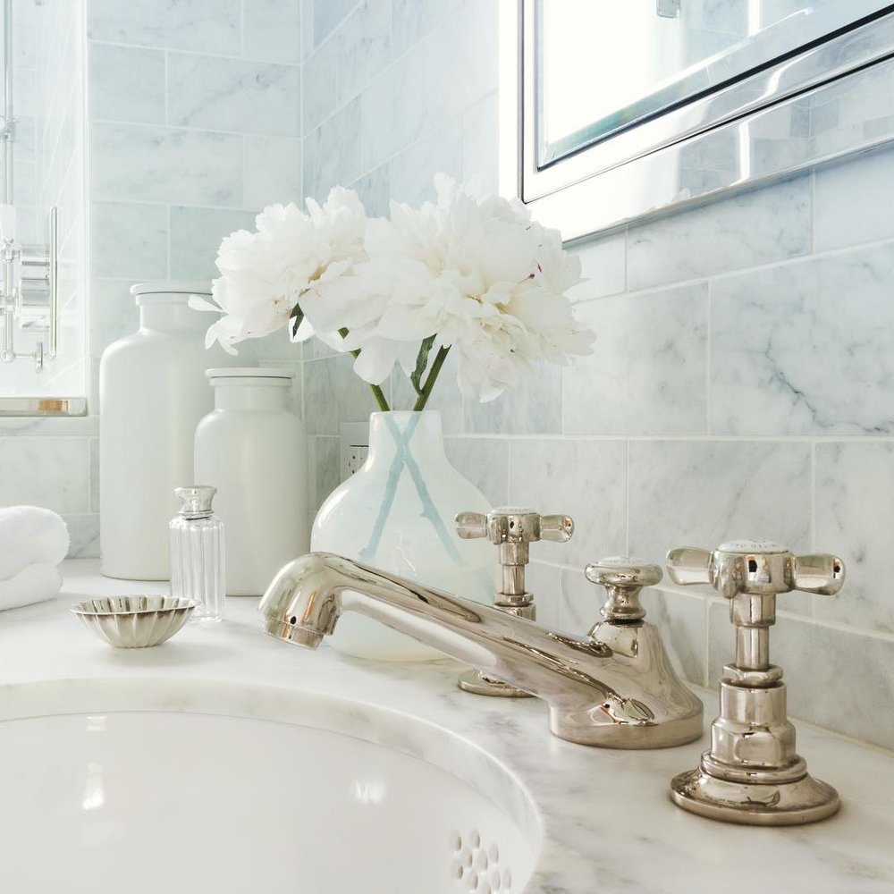 lefroy brooks traditional widespread lav faucet with cross handles and low spout in polished nickel - the ultimate guide to luxury plumbing by the delight of design
