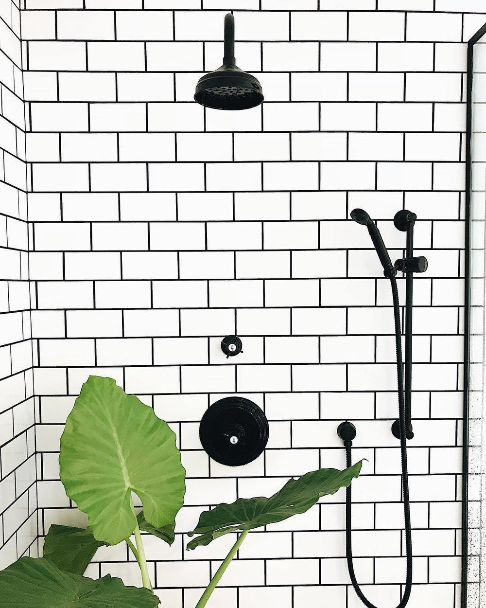 newport brass traditional shower trim with handshower and rainhead with cross handles in flat black - the ultimate guide to luxury plumbing by the delight of design