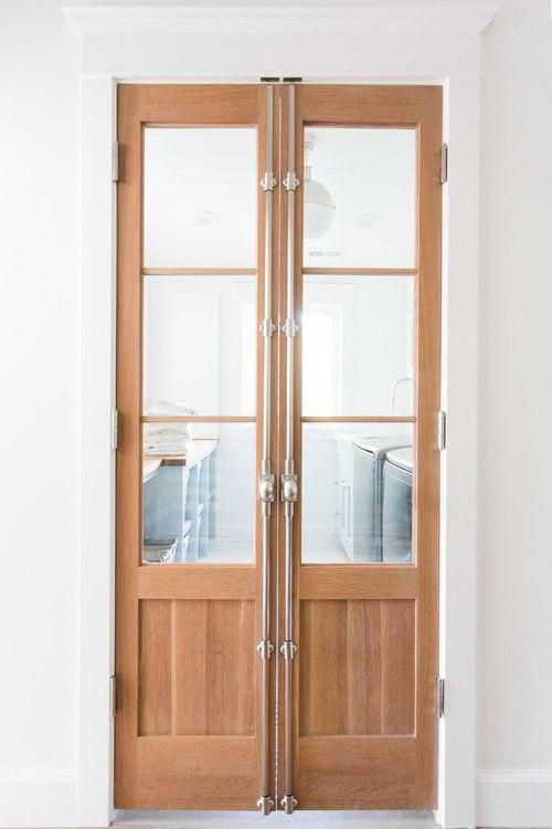 light maple cremone bolt french doors