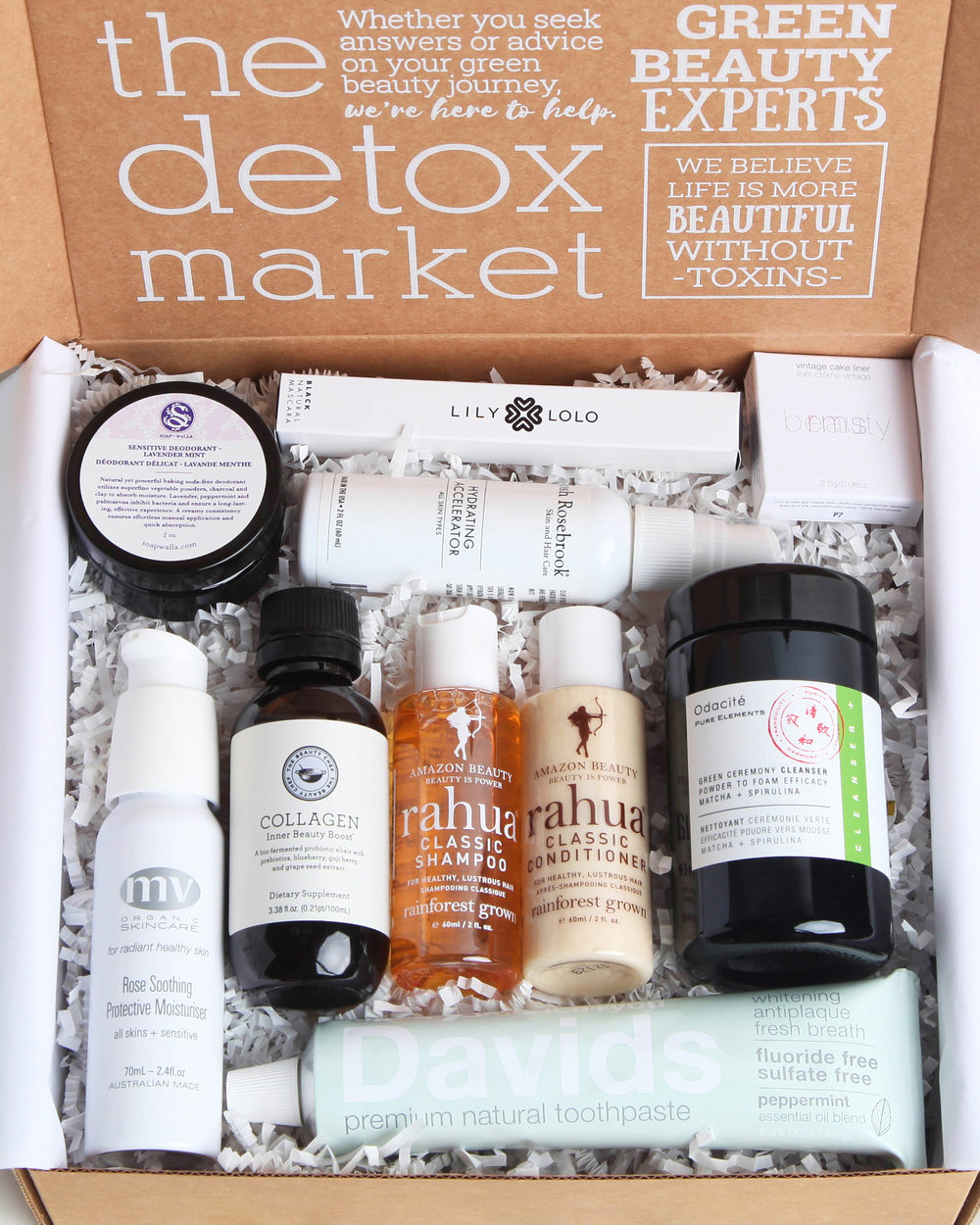green beauty subscription box
