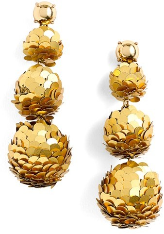 jcrew drop earrings