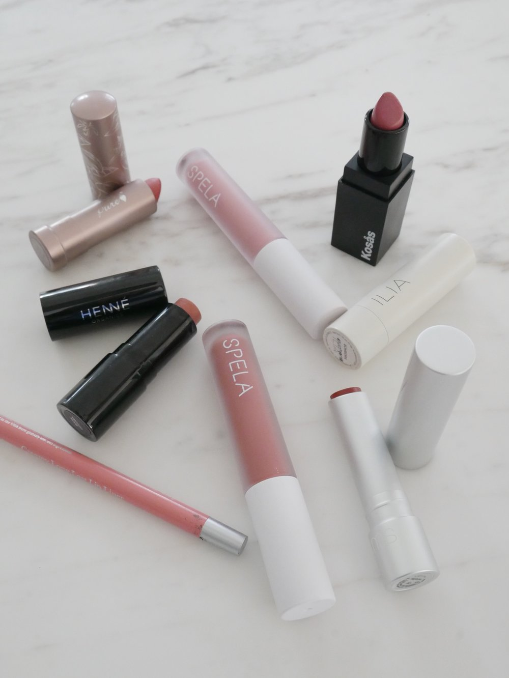 lip colors to wear right now