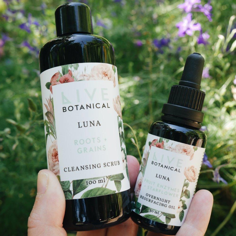 live botanicals