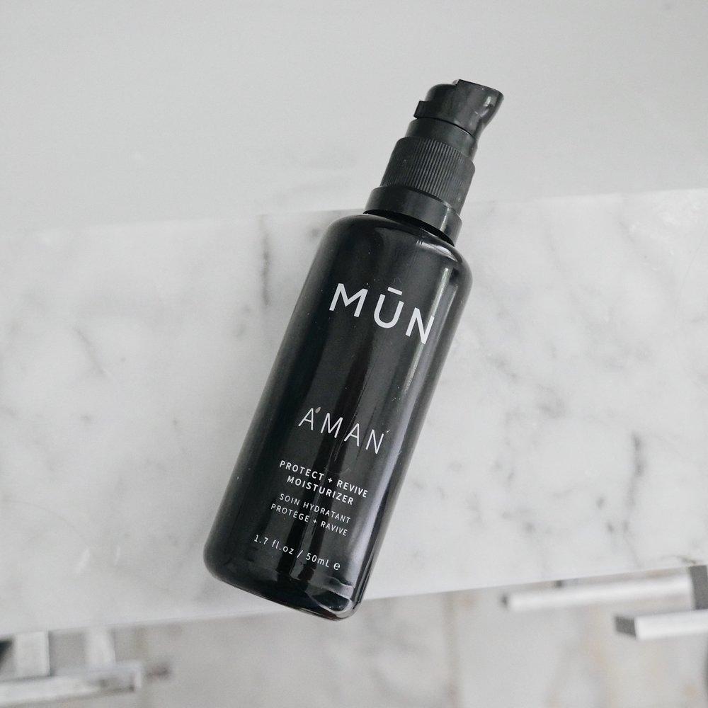mun moisturizer