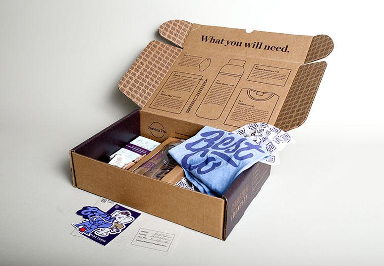 CUstom swag packs + influencer kits -