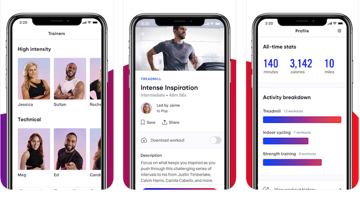 AAPTIV WORKOUT APP - I was an athletic kid who played competitive sports year-round. As an adult, I have to drag myself to the gym. Those people who go on and on about how much they love to work out? That is not me. However, after downloading Aaptiv almost two years ago, my trips to the gym have been a lot more bearable and a lot more productive. Through the app, you get a personal trainer in your ear who can't see you, which means you get all the motivation and none of the guilt trips.