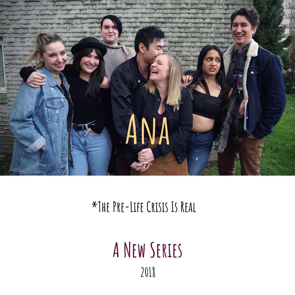 The Cast of #ThisIsAna