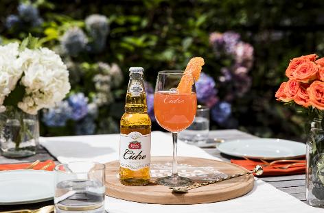 Photo: Stella Artois Cidre