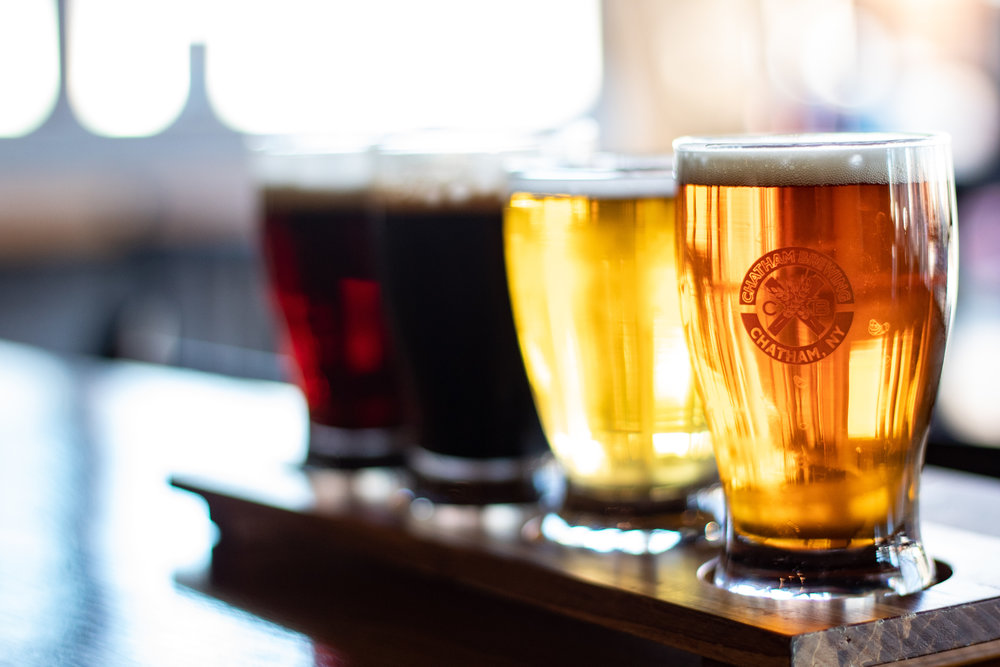 Chronogram: Top 5 Breweries in Columbia County