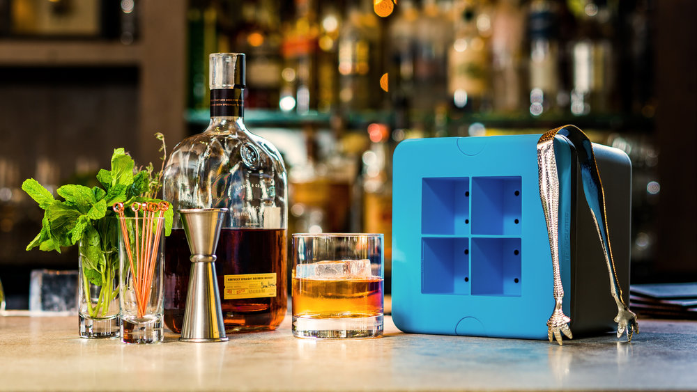 The Bourbon Review: 3 High End Ice Molds an Avid Whiskey Drinker Needs to Own