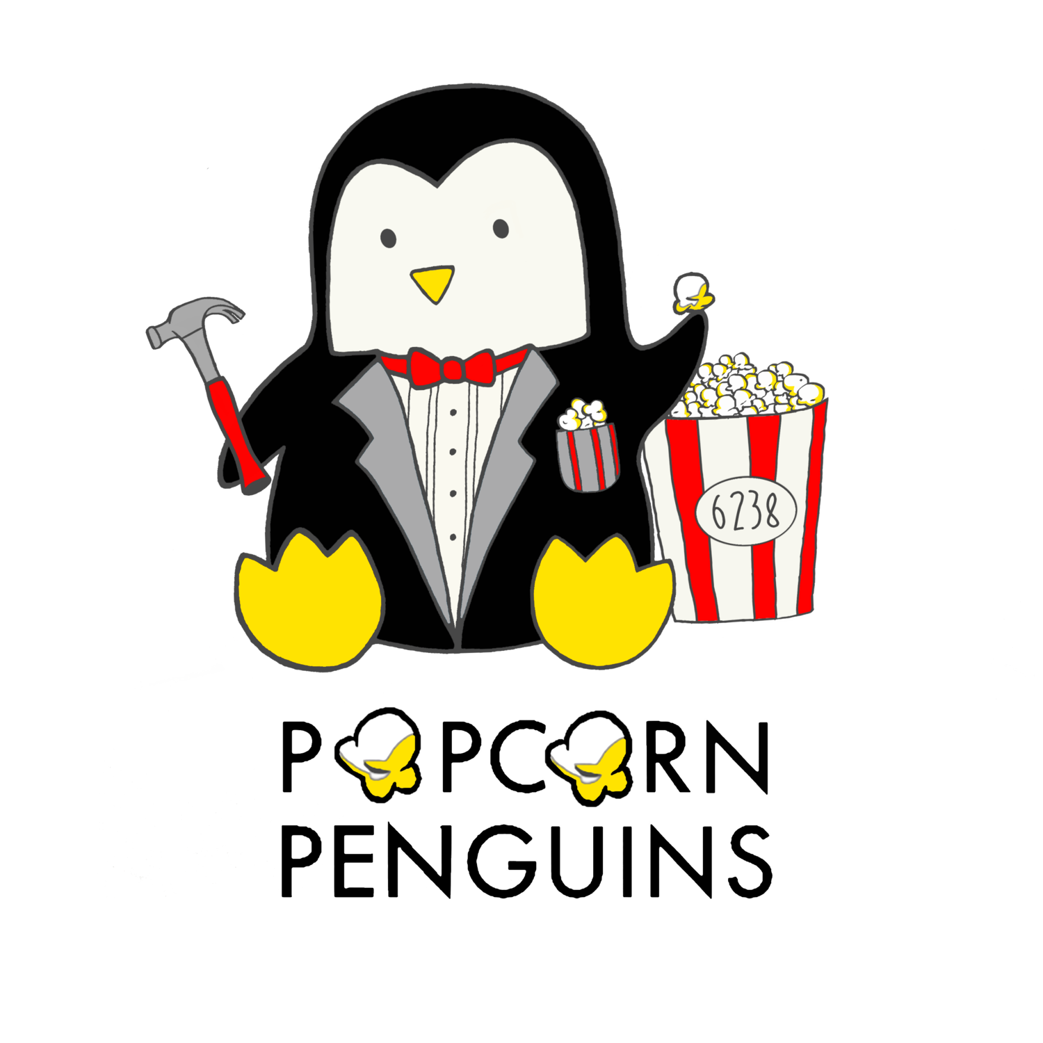 Popcorn Penguins