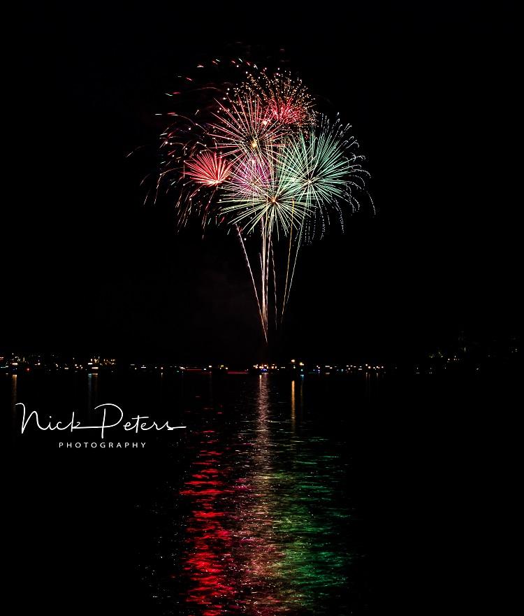 2018 Fireworks Show