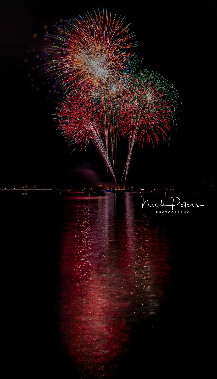 2018 Firework Show