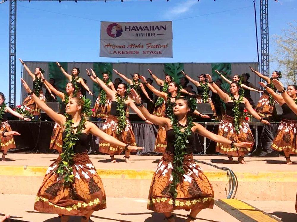 Photo Source: Aloha Festival's FB page
