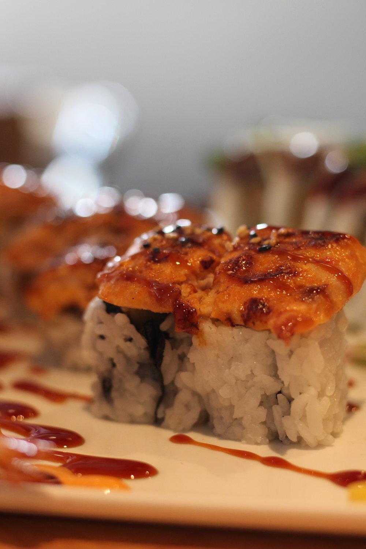 Squid Sushi 7
