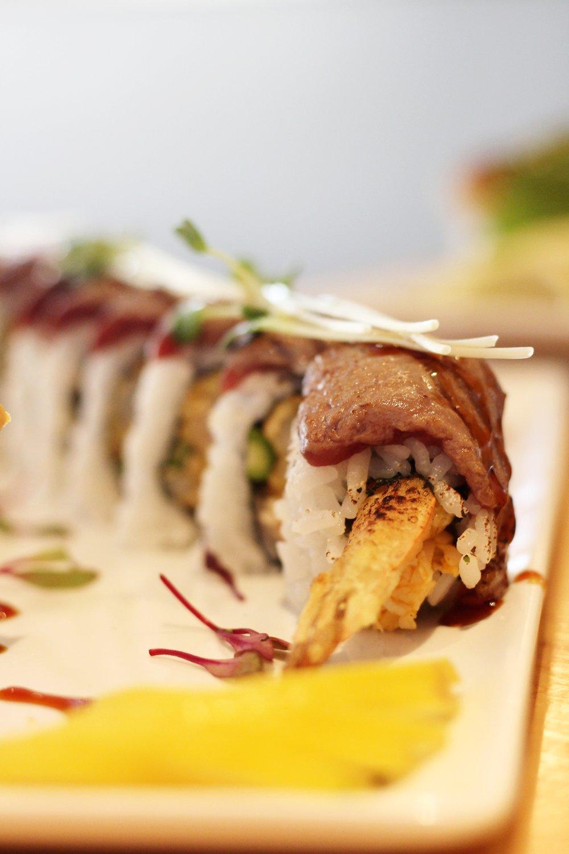 Squid Sushi 9
