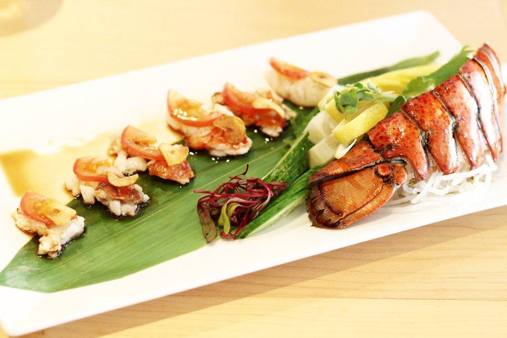 Squid Sushi 4