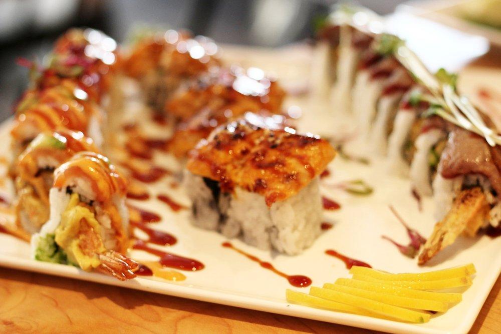 Squid Sushi 5