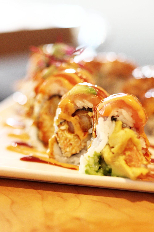 Squid Sushi 6