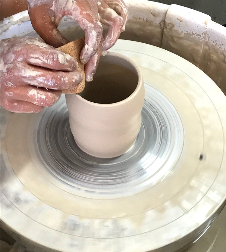 petaluma pottery planting workshop