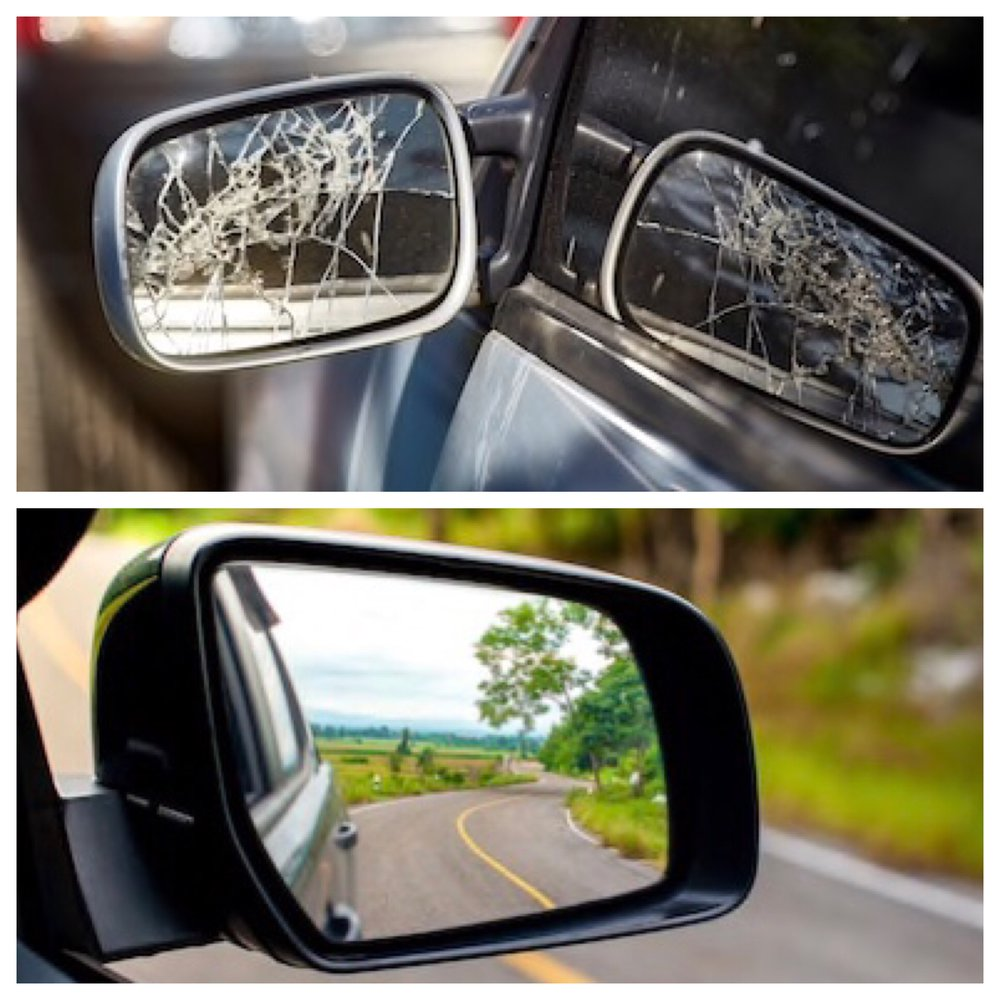 sideview Mirrors - We are capable of cutting most sideview mirrors for your car or truck. We can cut and install them the same day while you wait in most cases.