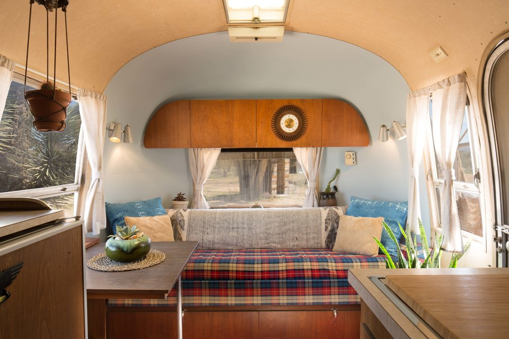 Joshua Tree Acres Airstream Resort Hospitality Photography