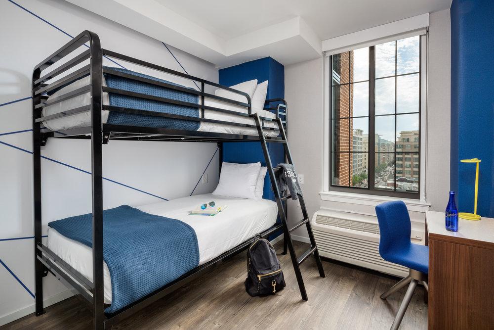 POD DC Hotel Hospitality Photography
