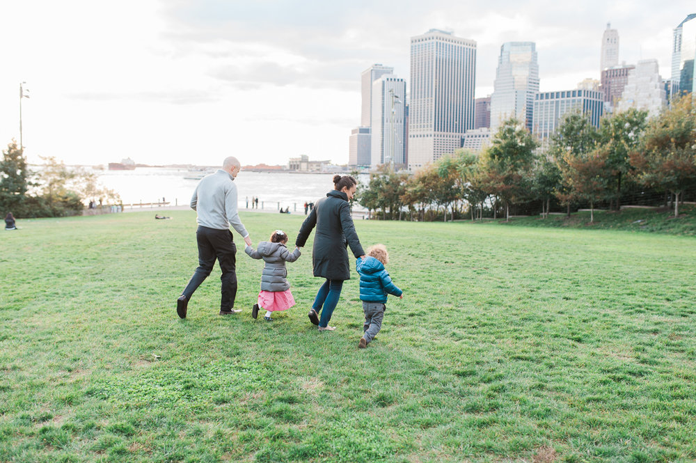 Lindsey Victoria Photography - Litchfield, Connecticut Lifestyle Family Photographer Brooklyn Bridge Park DUMBO New York City NYC Children's portrait