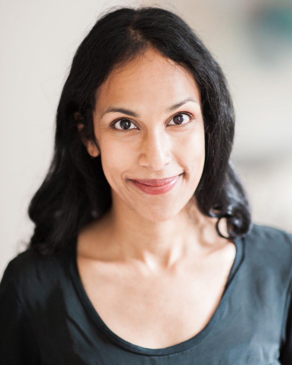 Melanie Samarasinghe Senior Manager at Twitter headshot NYC by Lindsey Victoria Photography