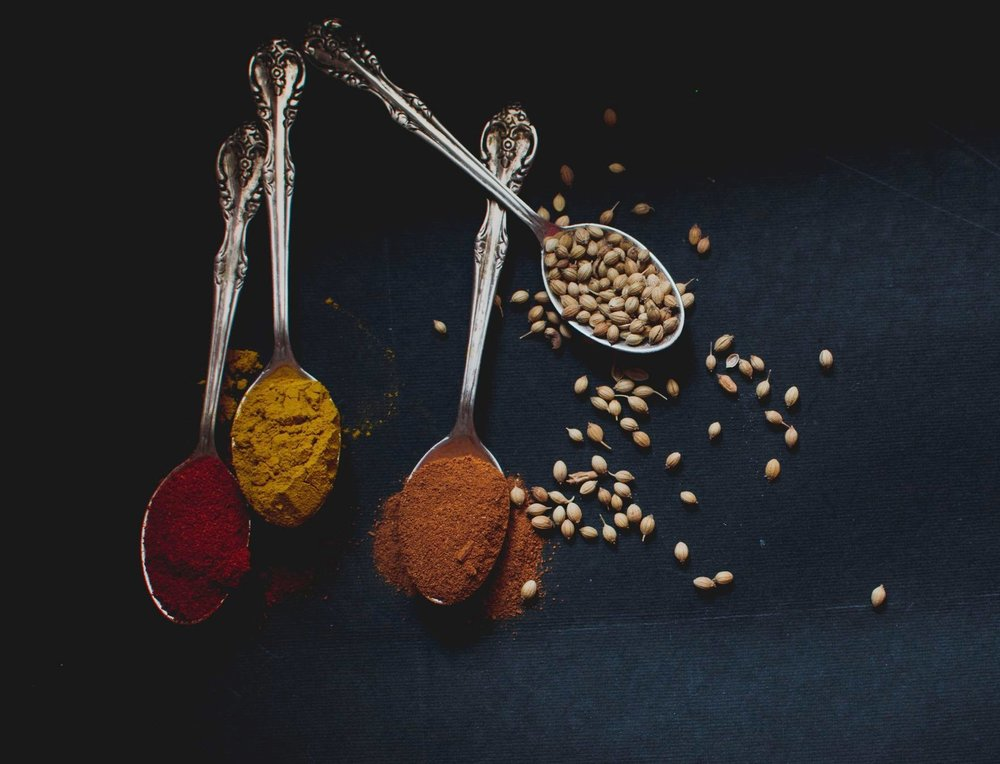 Pantry Staples  - Stock your pantry with a wide range of organic flours, grains, organic spices, nuts, seeds and oils.