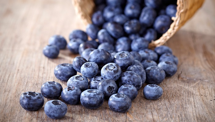 "Blueberries are considered a ""superfood"" for a reason. Not only do these delicious morsels help fight aging with a rich dose of antioxidants, but they can also reduce the buildup of cholesterol within the walls of your arteries. Blueberries have also been found to eliminate free radicals that can cause cancer, as well as heart disease."