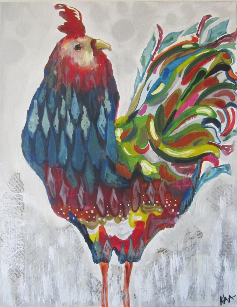 Rooster-SOLD