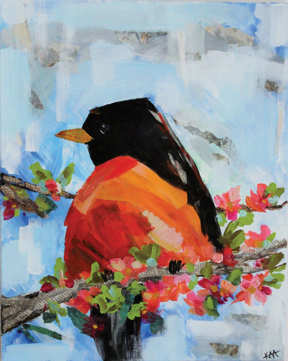 Robin-SOLD