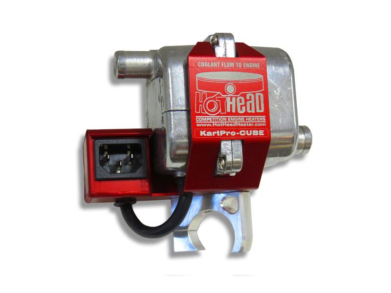 CUBE Kart Engine Heater