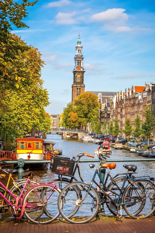 Amsterdam, Netherlands - Visited April 2018