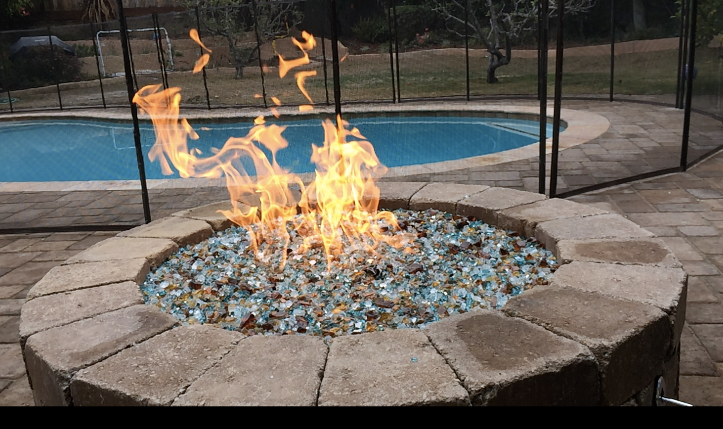 outdoor kitchens fire pits fire places dream home landscaping