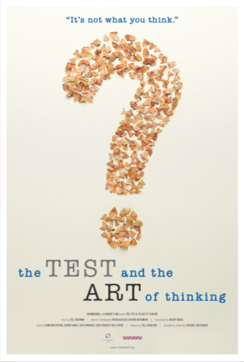 The Test and the Art of Thinking - poster.png